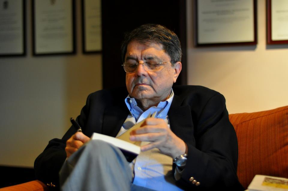 Foto2 - Escritor nicaragüense Sergio Ramírez