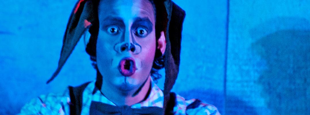 Teatro Rodante de la UPR llevó la magia de la navidad a Culebra