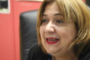 Socióloga Madeline Román