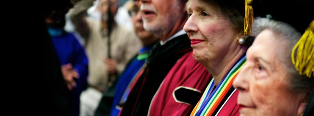La UPRRP honra a tres de sus catedráticas más distinguidas