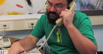 Foto 2- Voluntario de Festival RadioAmigos