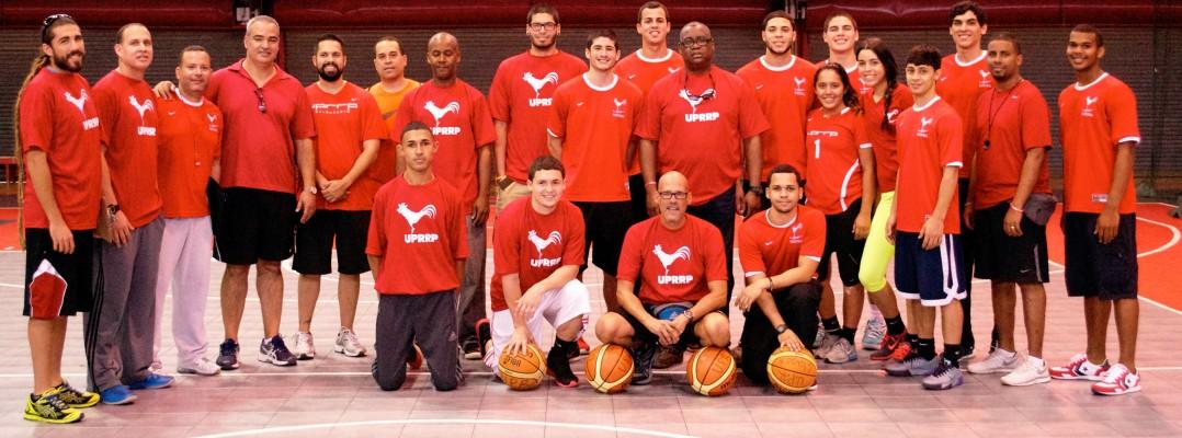 Gallitos UPR-DRD pasan a los cruces del baloncesto novicio