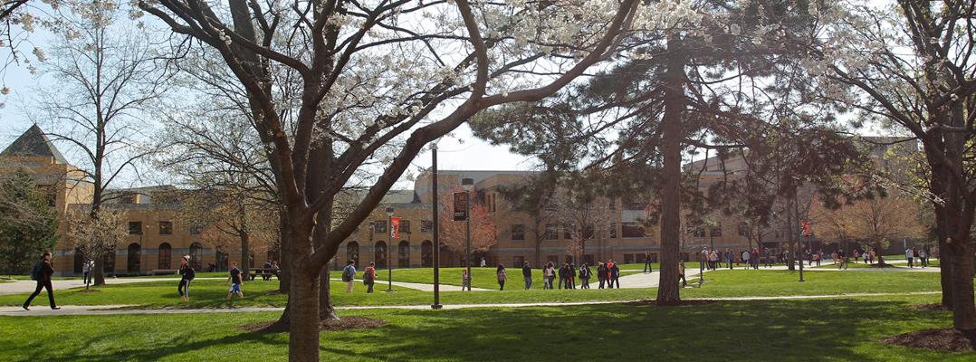 foto Bowling Green State University en Ohio