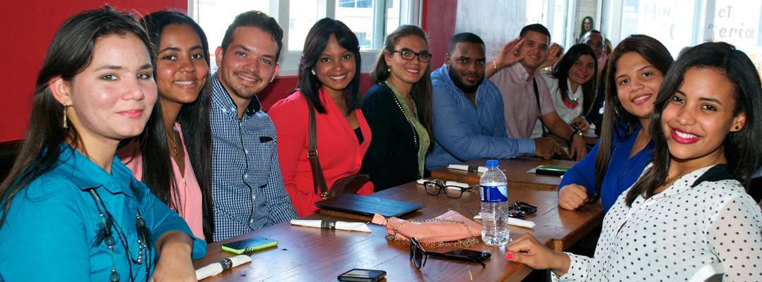 Productiva la visita de estudiantes de República Dominicana