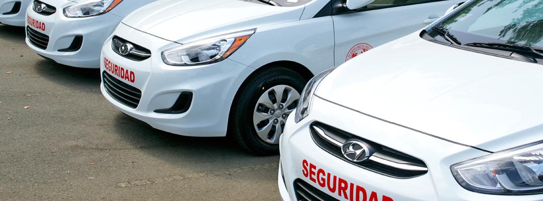 Más vehículos en la flota de seguridad del recinto de Río Piedras de la UPR