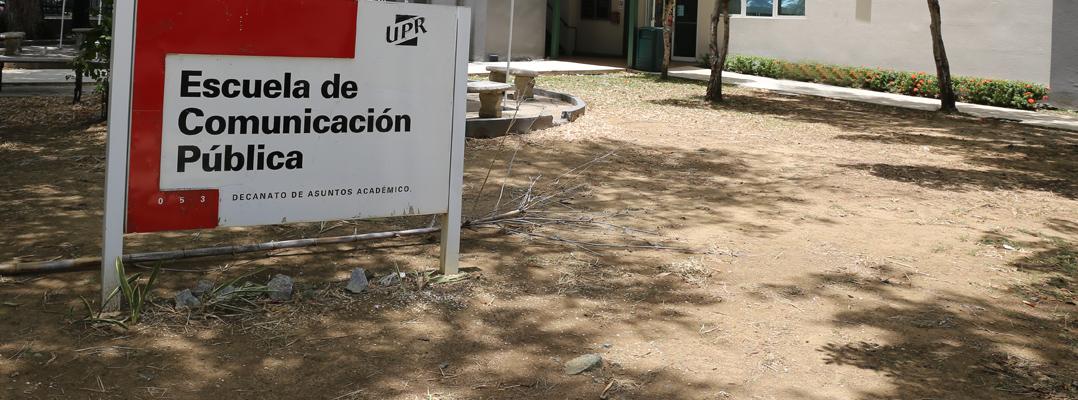 Nuevo director en la Escuela de Comunicación de la UPR-RP