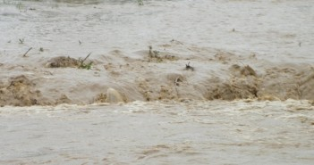 foto de inundación