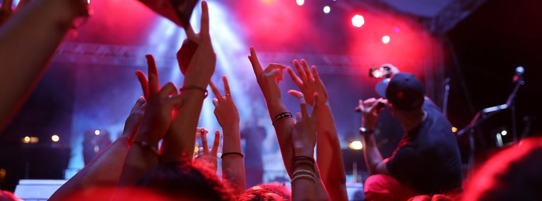 En imágenes: concierto de bienvenida al semestre con Gilberto Santa Rosa