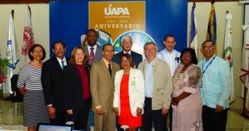 Productivo encuentro de los Decanos de Negocios del Caribe