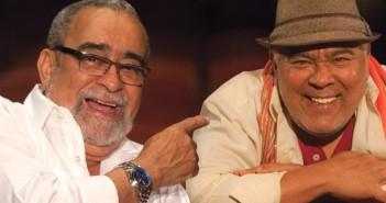 Andy Montañez y Danny Rivera
