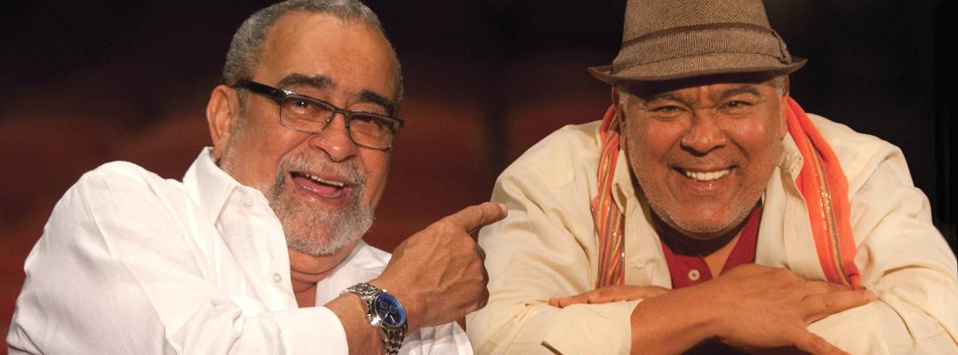Danny Rivera y Andy Montañez unirán sus voces en el concierto Navidad entre Amigos