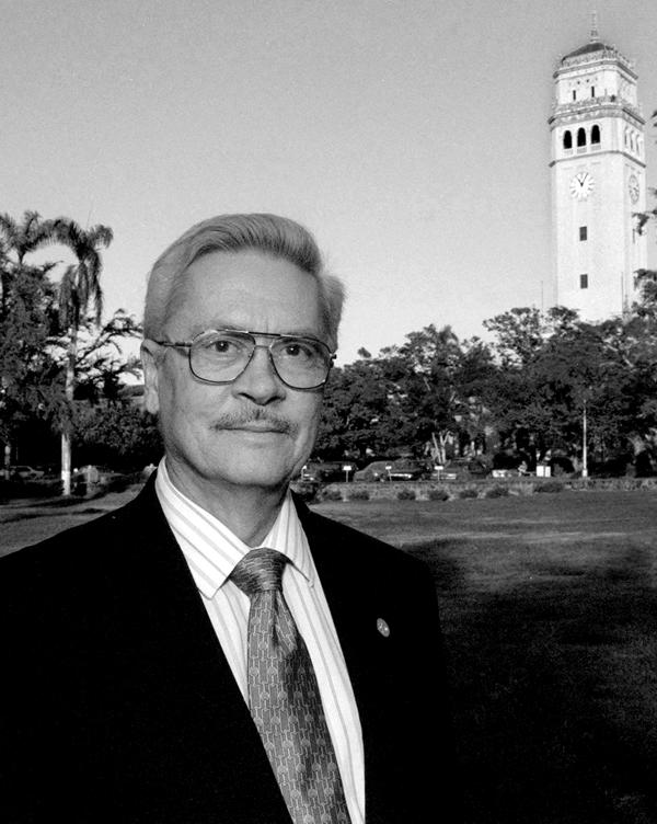 Dr. Geroge V. Hillyer