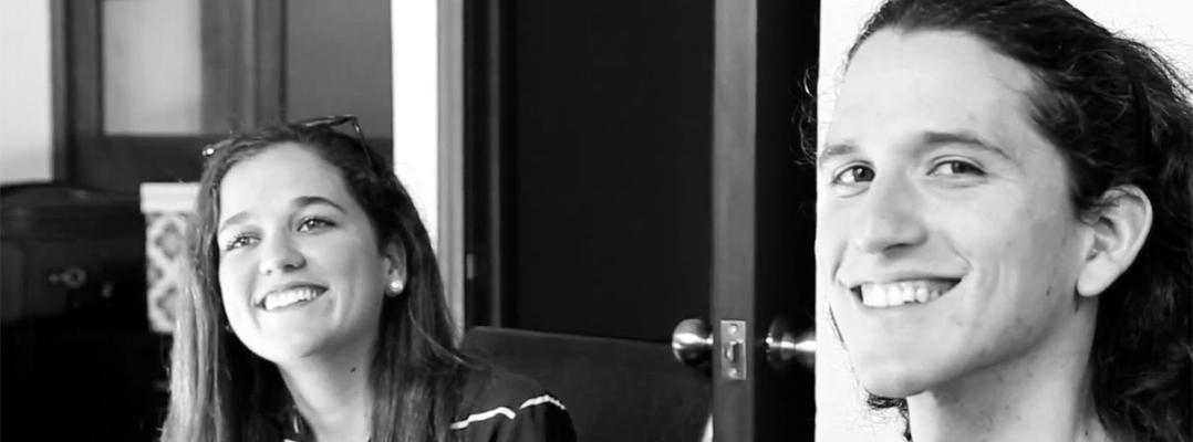 Joserro y Mariana Emmanuelli: complicidad traspasada a la pantalla grande