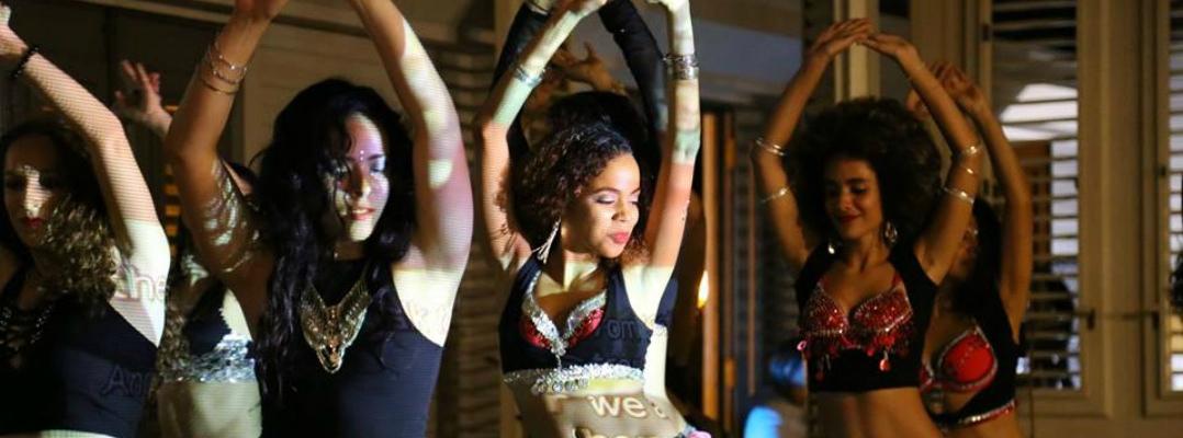 Curso interdisciplinario de la UPRRP celebra su encuentro de danzas árabes