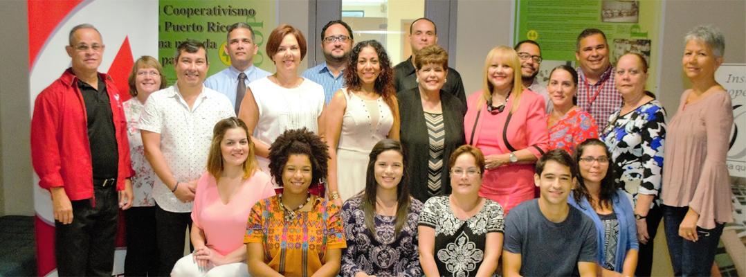 Grupo pionero de estudiantes iniciará maestría novel en Cooperativismo