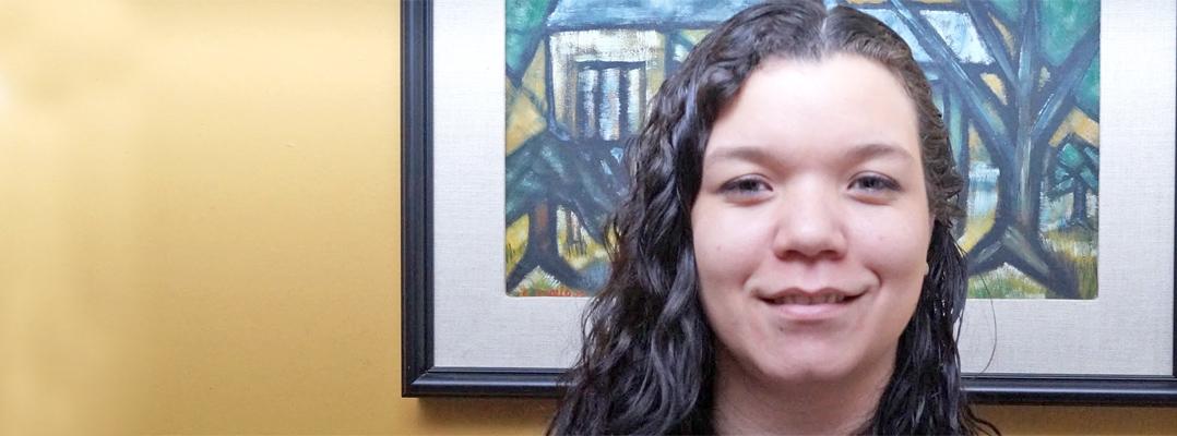 Estudiante de la Escuela de Comunicación seleccionada para la beca Mellon-Mays