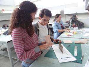 estudiantes arquitectura