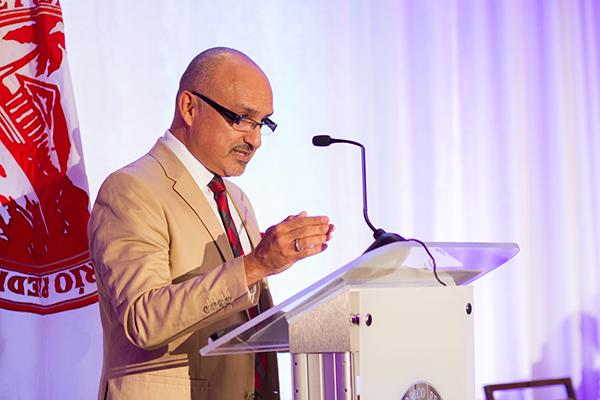 Arq. Luis Irizarry, Decano Auxiliar de Asuntos Internacionales