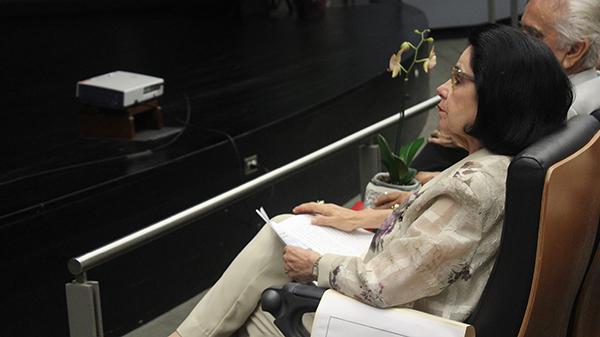 Luda y profesora Eneida Vázquez Colón