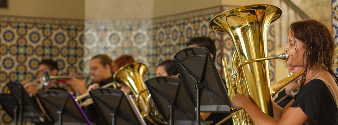 Mucha música en el Festival de la IUPI
