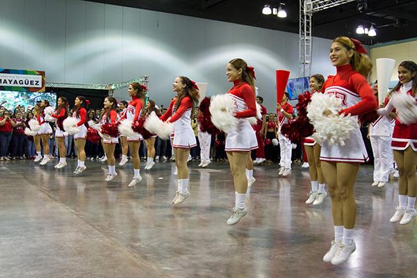 Cheerleaders UPR-RP