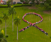 En imágenes: De rosa la UPRRP en apoyo a las pacientes de cáncer