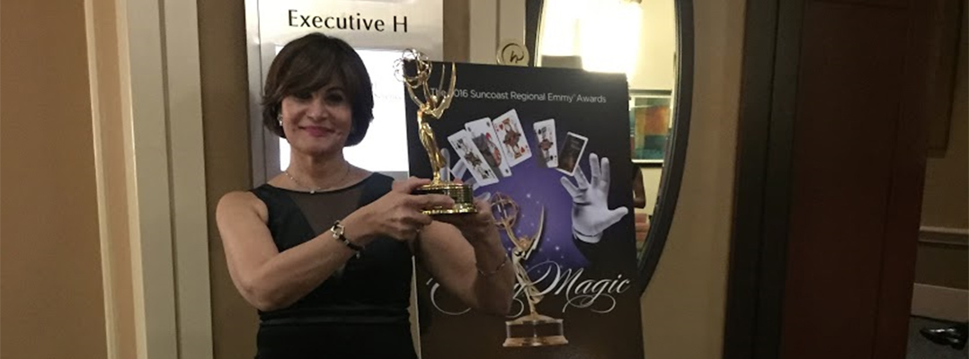 Premiado con un Emmy documental producido en la UPRRP