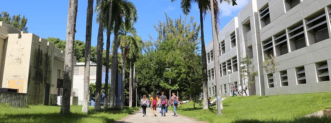 En imágenes: Inicio de jornada académica en la UPRRP