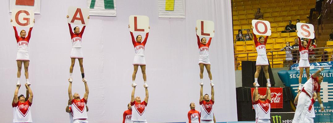 cheerleders