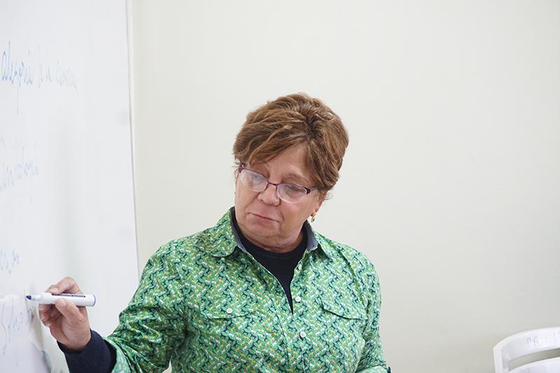 Irma Rivera Nieves. profesora UPR-RP