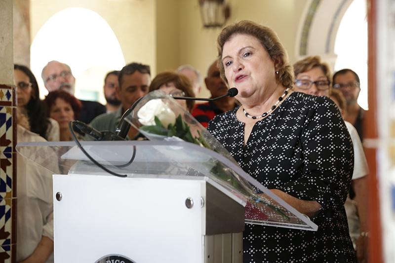 Dra. Gladys Escalona de Motta, Vicepresidenta de Investigación y Tecnología UPR.