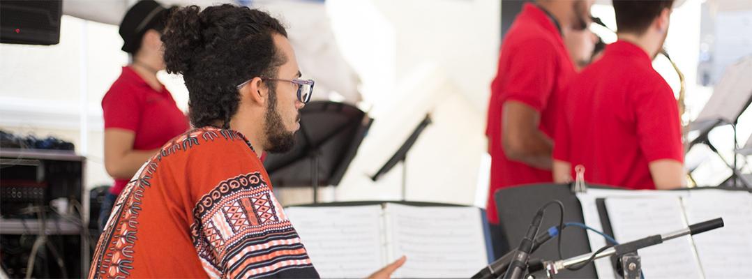 Celebran 7mo Día de la Música en la IUPI