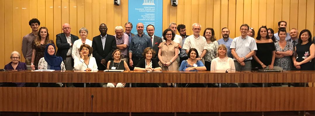 Presente la UPR en reunión de las Cátedras UNESCO en París