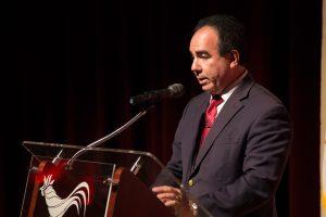 Dr. Luis A. Ferrao Delgado, Rector Interino