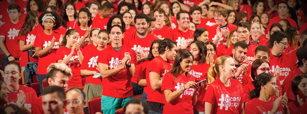 UPR-Río Piedras recibe unos 2,434 estudiantes de nuevo ingreso en su semana de orientación