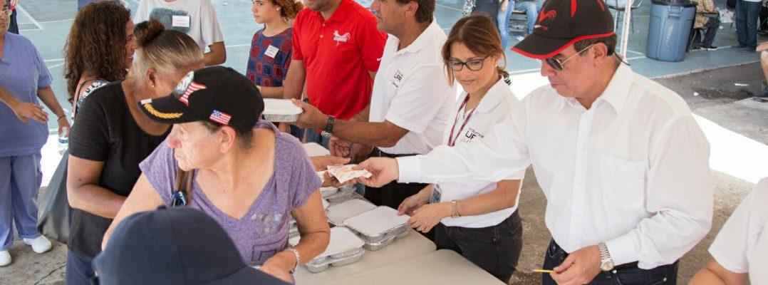 UPR se unió a iniciativa de Emergency Stop and Go Centeren la Escuela Barbosa en Río Piedras