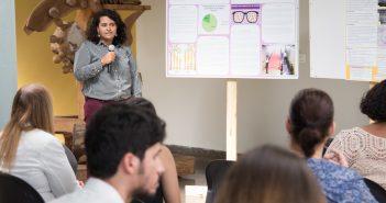 Reconocen a estudiantes subgraduados de investigación de Ciencias Sociales