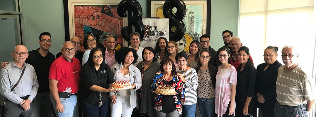 Radio Universidad de Puerto Rico cumple 38 años