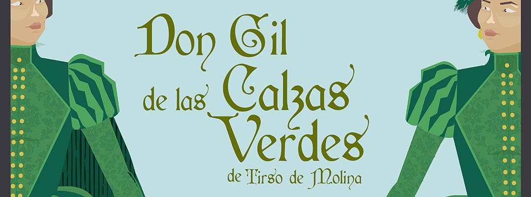 Departamento de Drama de UPRRP presenta Don Gil de las Calzas Verdes