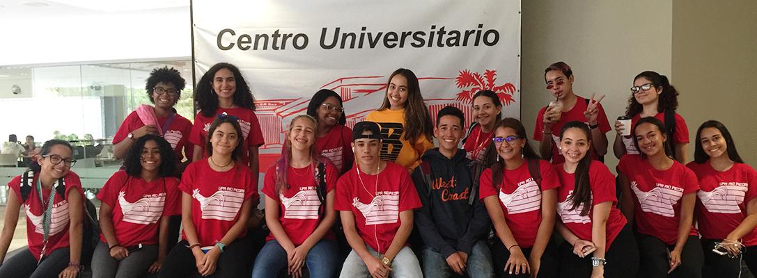 Estudiantes Campamento