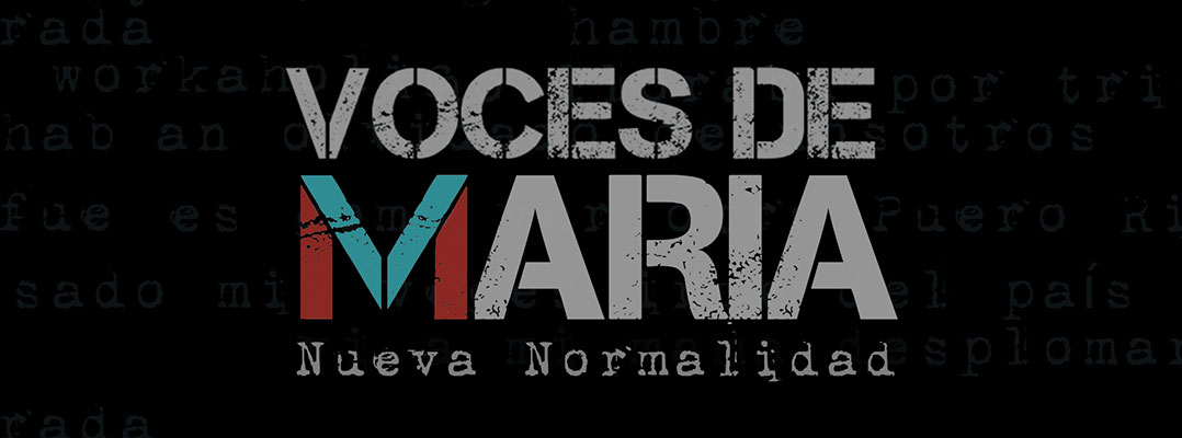 Invitan a la presentación del documental Voces de María: Nueva Normalidad