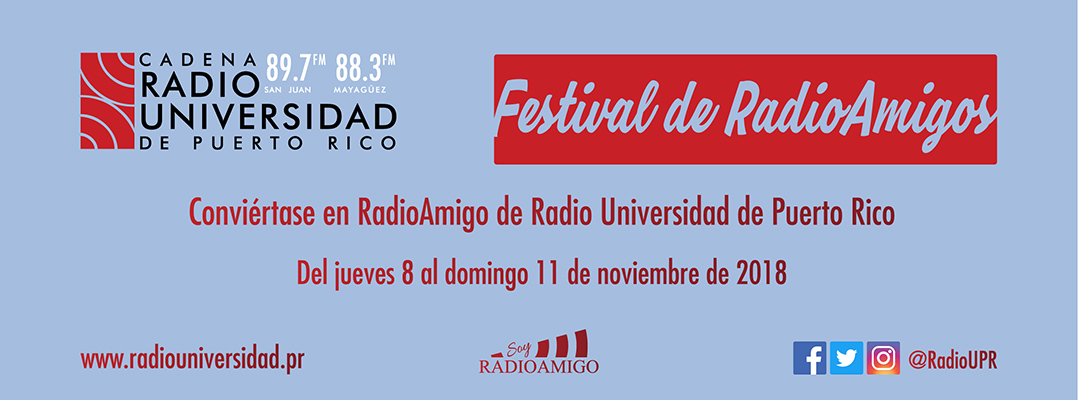 festival radio amigos promo
