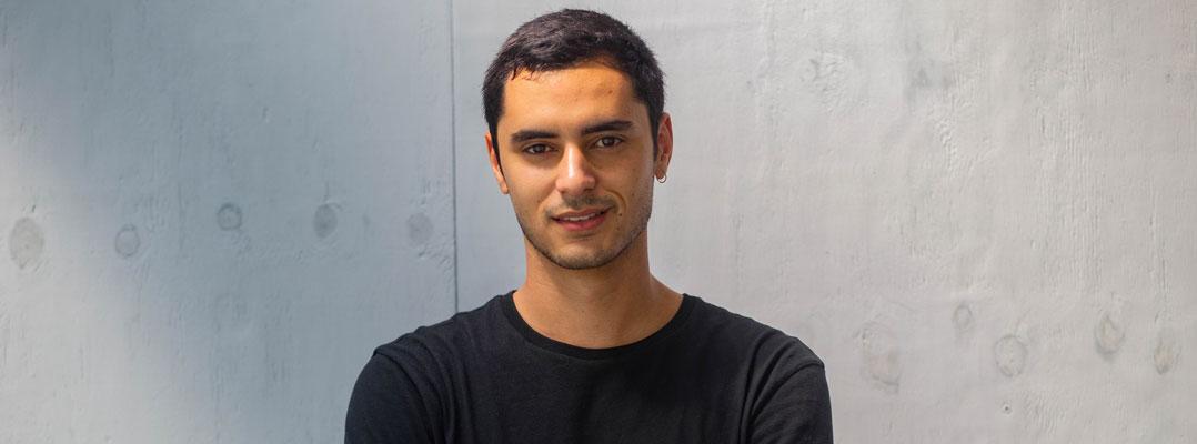 Estudiante de Arquitectura gana premio por su arrojo