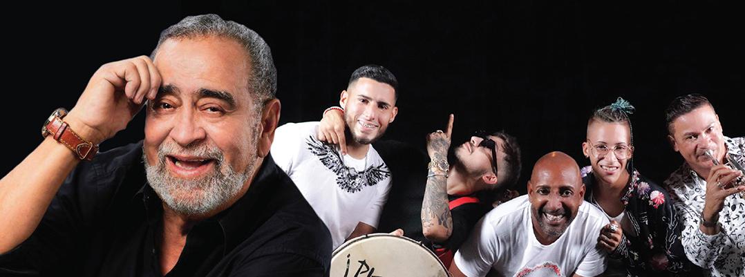Andy Montañez y el Grupo Plenéalo en bailable navideño pro fondos Radio Universidad
