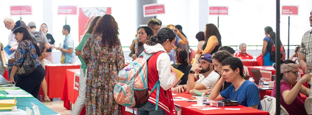 Feria de Estudios Graduados logra su cometido