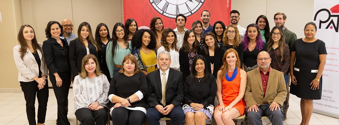 estudiantes y profesores