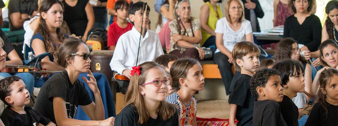 Facultad de Educación celebra Día Mundial de la Narración Oral