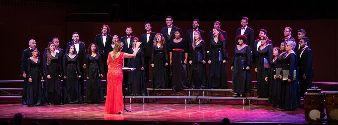 Concierto Gala en Abrazo al Teatro UPR