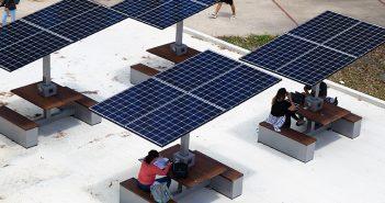 gazebo solar