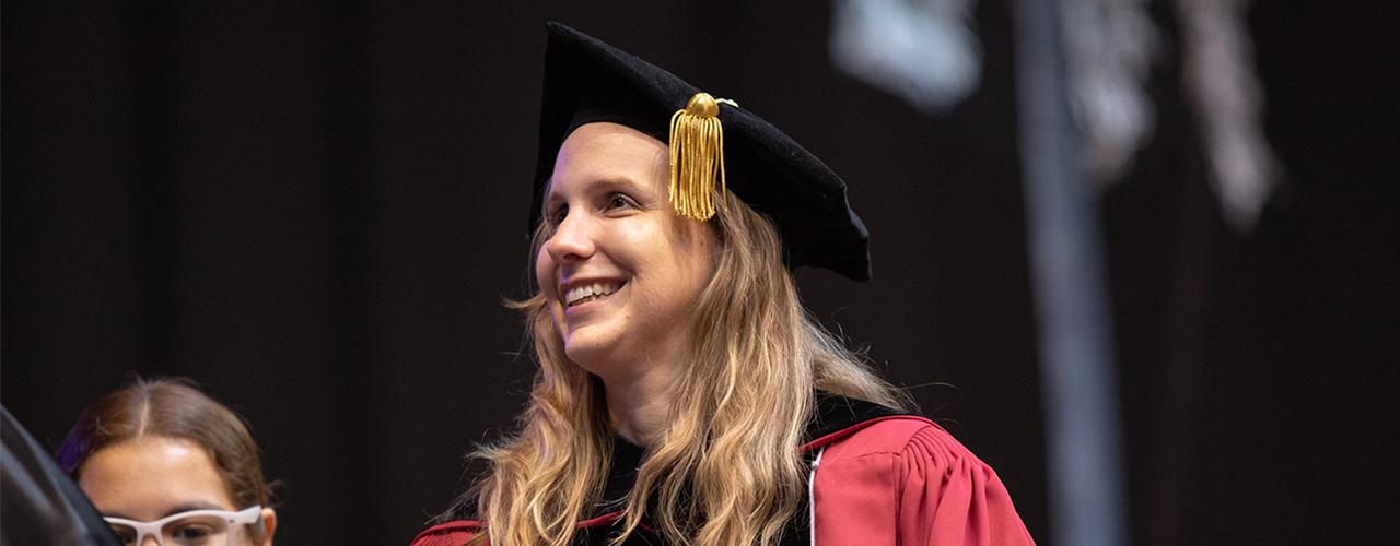 Sylvia Aponte, una doctora en lingüística y perseverancia